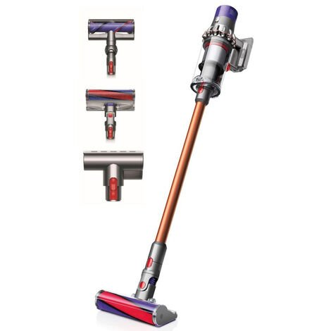 aspirateur balai rechargeable 25.2v orange/gris - 226397-01 - dyson