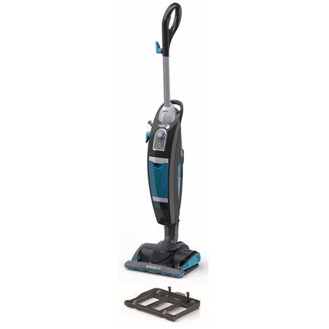aspirateur balai vapeur 2en1 filaire 1600w noir/bleu - fg1508n - fagor