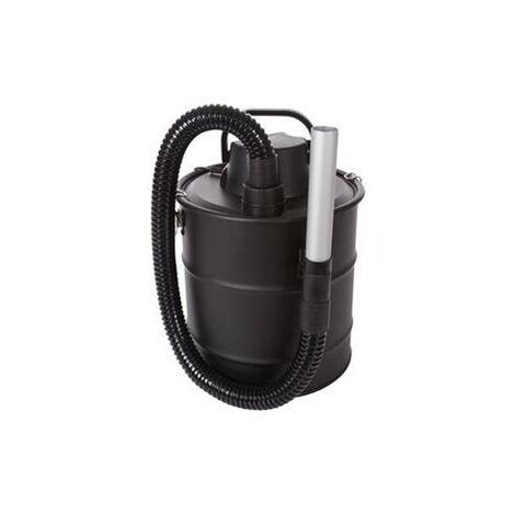 Aspirateur bidon à cendres motorisé 1200w 20 litres