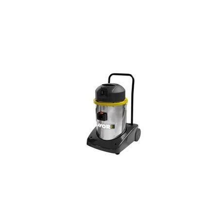 Aspirateur Bidon INOX 1200 W 50 L