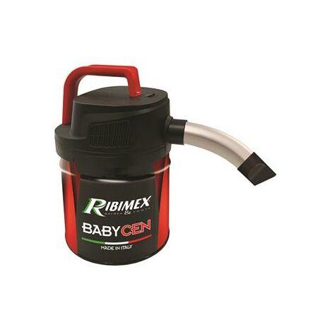 "main image of ""Aspirateur cendres BABYCEN 500 Watts bidon 4 litres spécial pellet"""