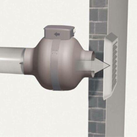 Aspirateur centrifugeur acier assial ca 100 md 000001016150 16150 16150