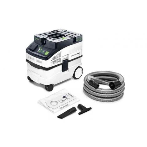 Aspirateur CLEANTEC CT 15 E Festool 574827