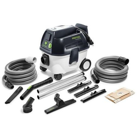 Aspirateur CT 17 E-Set BA CLEANTEC FESTOOL 768943