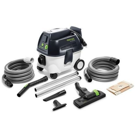 Aspirateur CT 17 E-Set BU CLEANTEC FESTOOL 768944