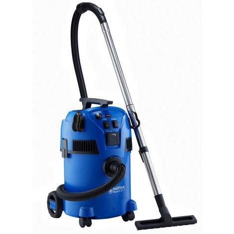 aspirateur cuve eau et poussière 22l 1130w - 18451587 - nilfisk