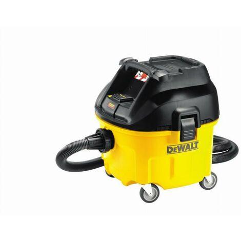 aspirateur cuve inox 8l 800w rouge/gris - 107415316 - nilfisk