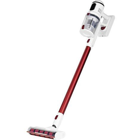 Aspirateur cyclonique sans fil Maxxmee Clever Clean 04074 22.5 V rouge/blanc 1 pc(s)