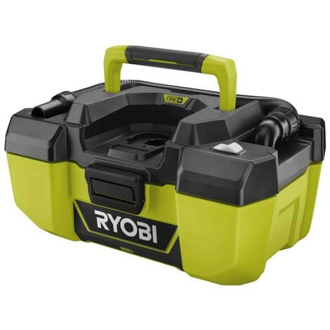 Aspirateur d'atelier RYOBI 18V One Plus - sans batterie ni chargeur R18PV-0