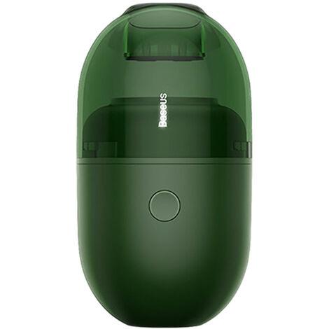 Aspirateur de bureau Mini clavier aspirateur sans fil Aspirateur ¨¦lectrique portable pour poils d'animaux C2 Aspirateur ¨¤ capsule de bureau (batterie s¨¨che)