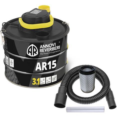 Aspirateur de cendres Annovi Reverberi AR15 3 in 1