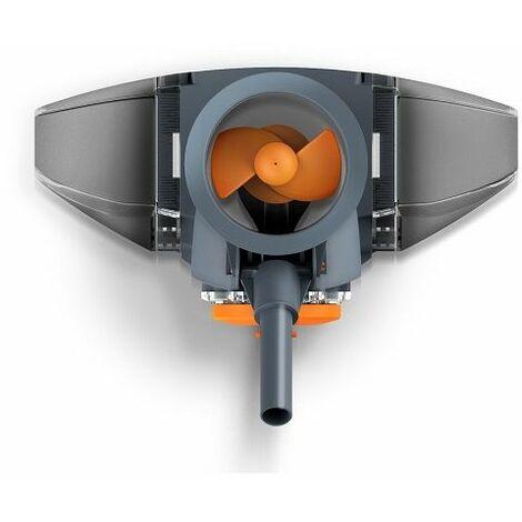 Aspirateur de piscine et spa à batterie KOKIDO Vektro XL - Gris
