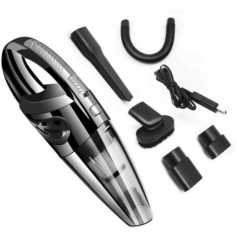 Aspirateur de voiture sans fil voiture aspirateur humide et sec aspirateur amain domestique R-6053