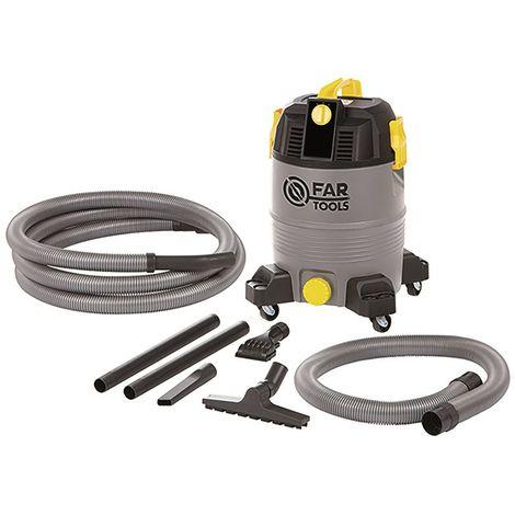 Aspirateur eau et poussière à refoulement 1600 W - Fartools NETUP35 WP