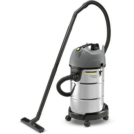 Aspirateur eau et poussière Karcher NT 38/1 38 lt inox