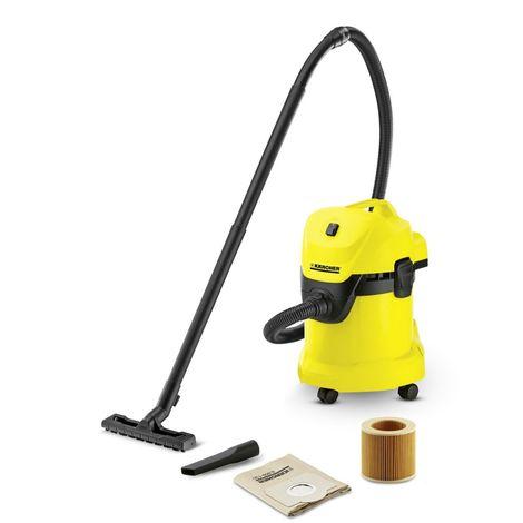 Aspirateur eau et poussière Karcher WD 3 -1000 W
