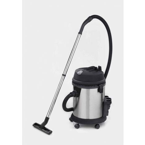 Aspirateur eau et poussiere nt27/1 me cuve inox 230 v 1380w- 27 l