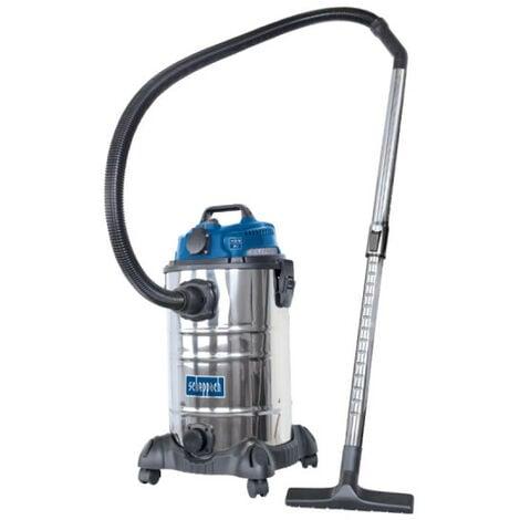 Aspirateur eau et poussière SCHEPPACH 30L - 1400W - ASP30-ES