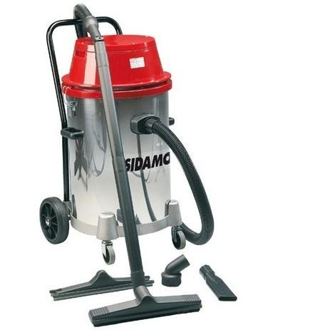 Aspirateur eau et poussières cuve inox MC 55 i - 55 L - 230V 2x 1000W - 20403006 - Sidamo - -