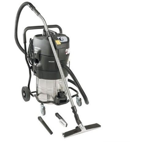 Aspirateur eau et poussières cuve inox XC 70 - 70 L - 230V 1500W - 20405006 - Sidamo - -