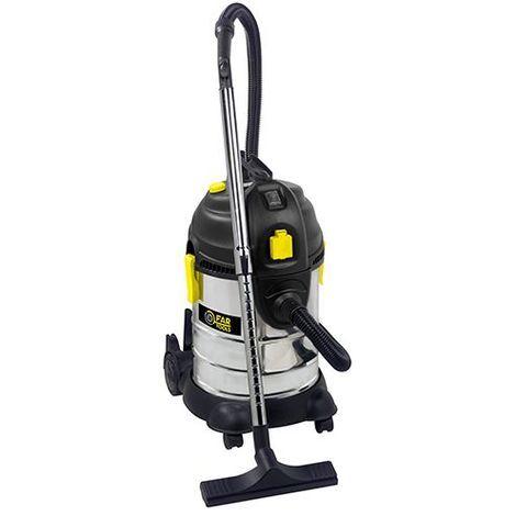 Aspirateur eau et poussières de plâtre 30L NETUP 30P 1200W 230 V - 101211 - Fartools - -
