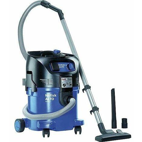 Aspirateur eau/poussiere ATTUX 30-21 PC