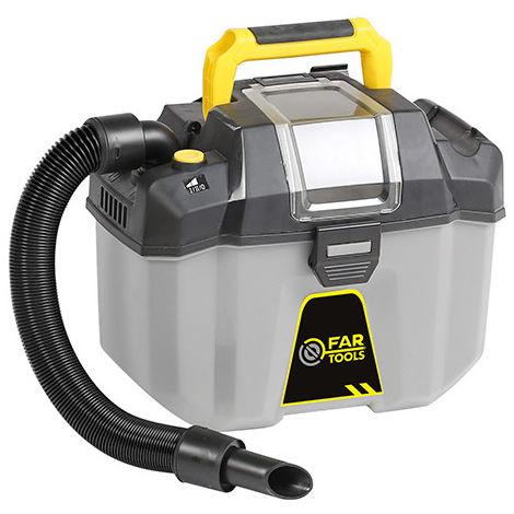 Aspirateur eaux et poussières 10 L sans fil XF-VACUUM - 18 V Livré sans batterie