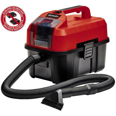 Aspirateur eaux et poussières sans fil TE-VC 18/10 Li-Solo