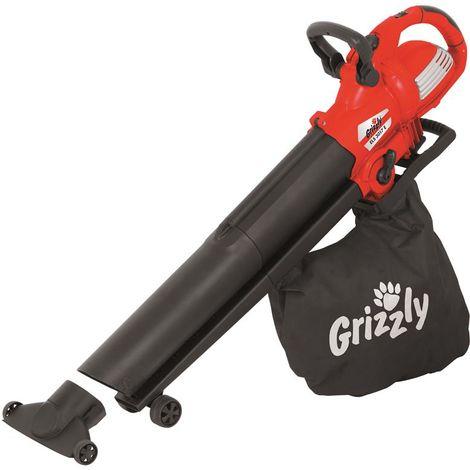 Aspirateur électrique Grizzly ELS 3017 E avec moteur puissant de 3000 Watt