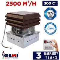 Aspirateur Extracteur Ventilateur Daspiration électrique De Fumée Pour Cheminèe Modèle Base