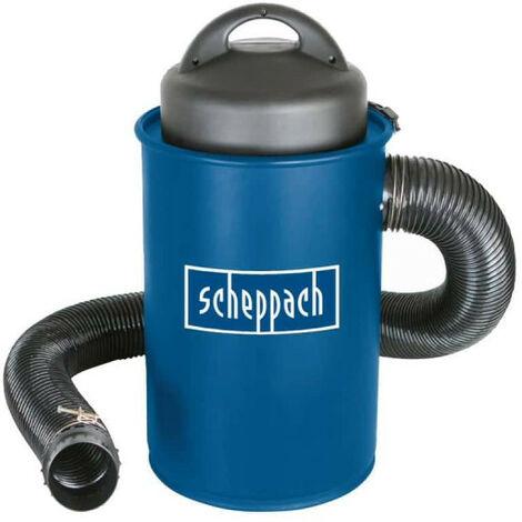 Aspirateur HA1000 SCHEPPACH + adaptateurs - 230V 50Hz 1100W - 4906302901