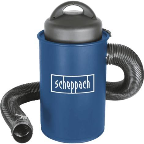 Aspirateur HA1000 Scheppach avec ensemble d'adaptateurs inclus - 230V 50Hz 1100W 4906302901