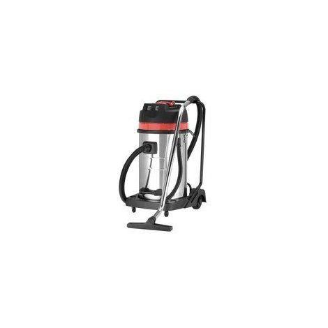 Aspirateur industriel eau et poussière 70 litres 2000W