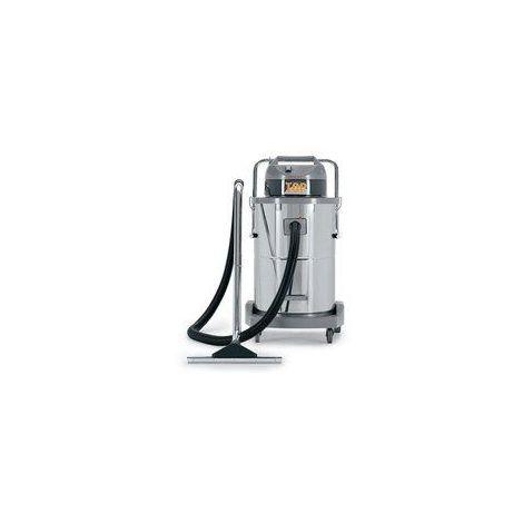 Aspirateur industriel eau et poussière 77 litres 1300W