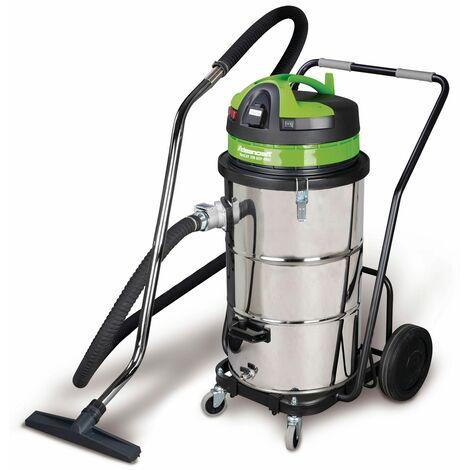 Aspirateur industriel pour liquides 78 l Cleancraft FLEXCAT378EOT