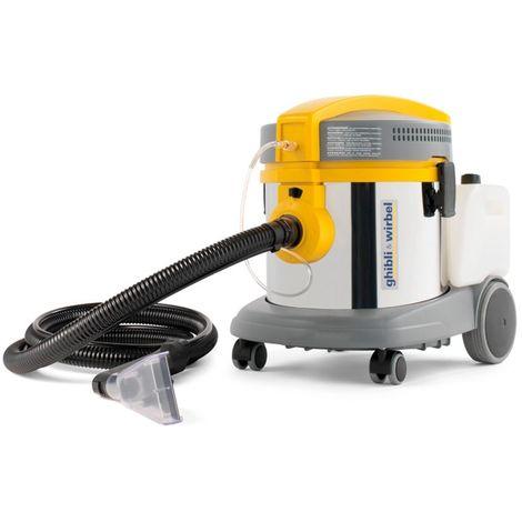 Aspirateur injecteur/extracteur Ghibli POWER EXTRA 7 I Auto 1250 W.
