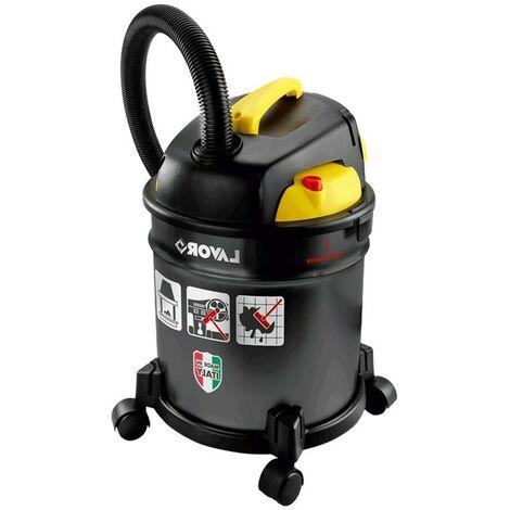 Aspirateur LAVOR 4 en1 1000W Eau poussière et cendres + soufflant- Filtre lavable Cuve 20L