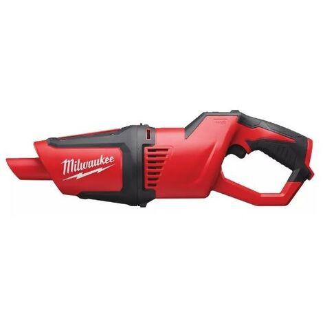 Aspirateur MILWAUKEE M12 HV compact de chantier 12V - Sans batterie ni chargeur - 4933448390