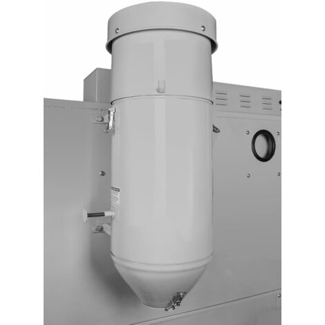 Aspirateur pour cabines de sablage MW-Tools CATDC