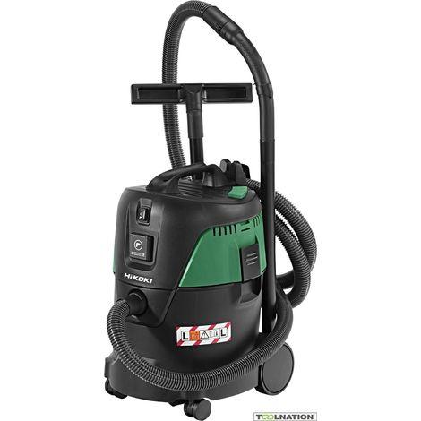 Aspirateur pour eau et poussières 1000W 25L - HIKOKI - RP250YDLWAZ