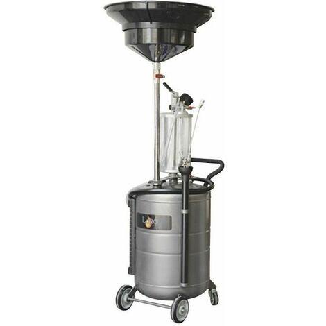 Aspirateur – récupérateur d'huile 100 litres avec pré-chambre - Luro