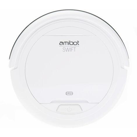 Aspirateur robot AMIBOT Swift - Blanc