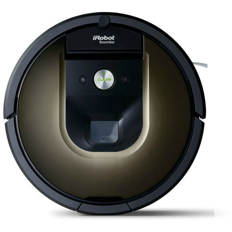 aspirateur robot programmable connecté - roomba980 - irobot