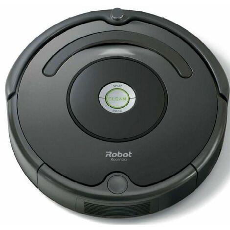 aspirateur robot wi-fi - roomba676 - irobot