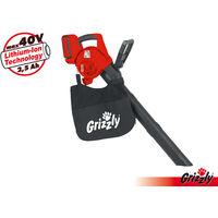 Aspirateur Sans Fil Grizzly Als 4025 Li Ion Avec Batterie 40v 25 Ah