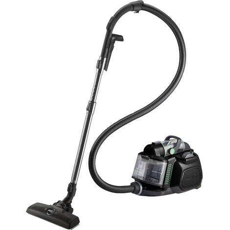 aspirateur sans sac 72db noir - espc7green - electrolux