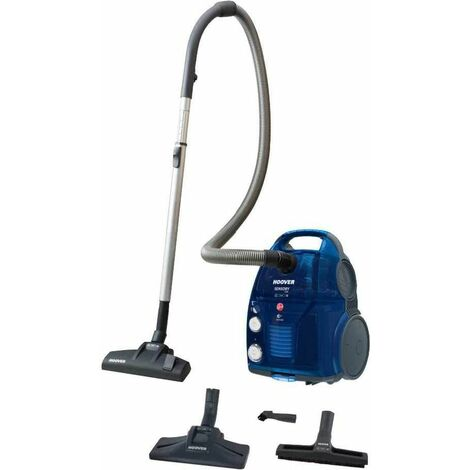 aspirateur sans sac a+aaa 72db bleu intense - so50par - hoover