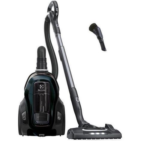 aspirateur sans sac a+aaa 72db noir/bleu - pc91-8stm - electrolux