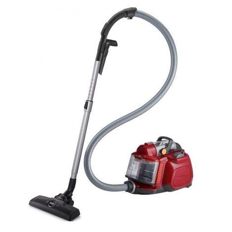 aspirateur sans sac aaac 72db rouge - escp72rr - electrolux