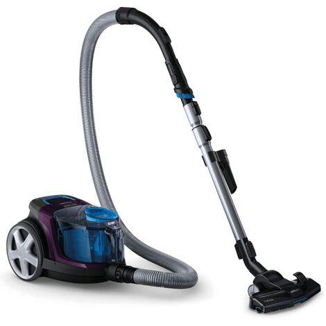 aspirateur sans sac aaca 79db violet - fc9333/09 - philips